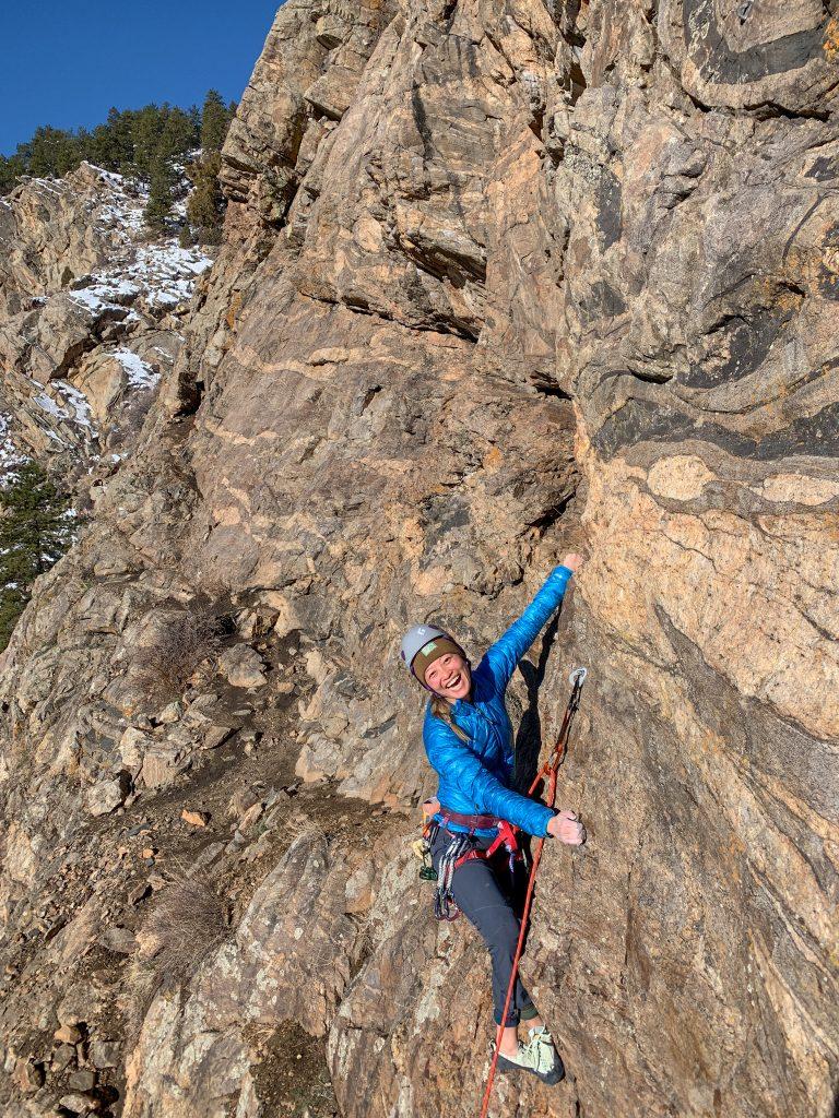 rock climbing near golden colorado