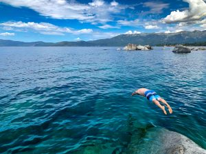 lake tahoe travel itinerary