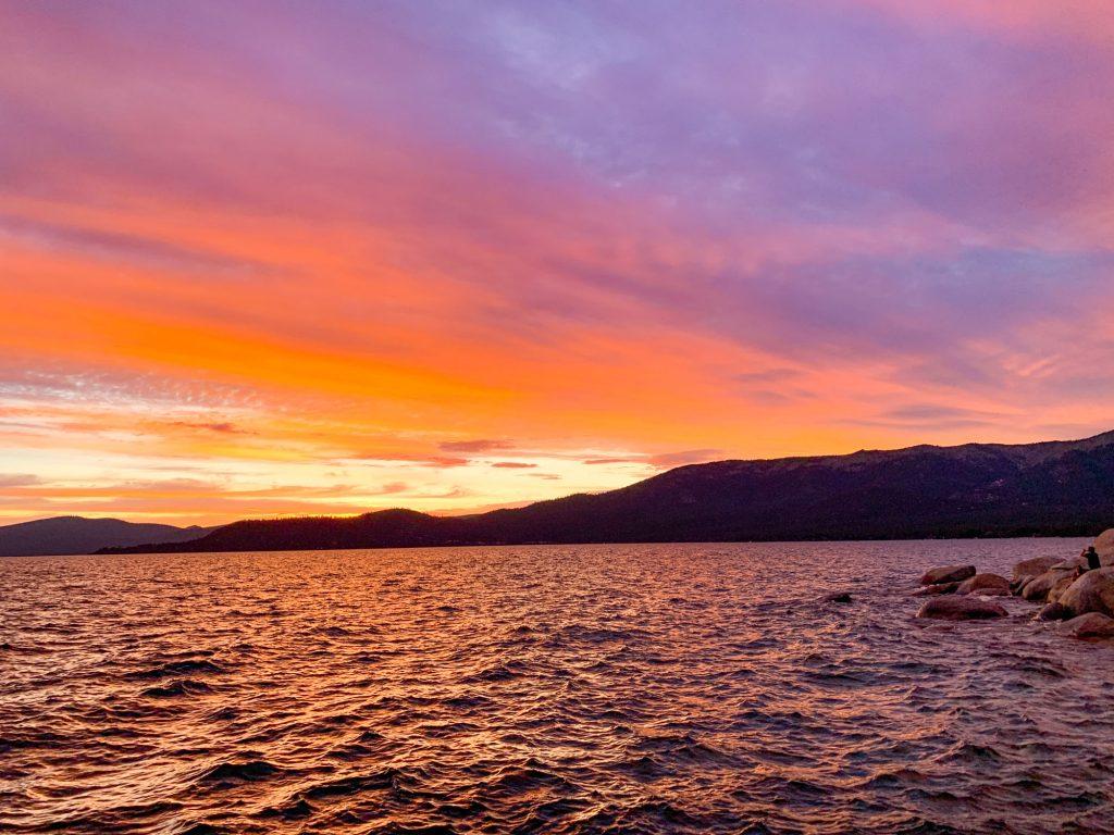 Lake Tahoe weekend itinerary