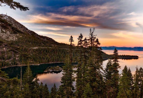 lake tahoe Itinerary