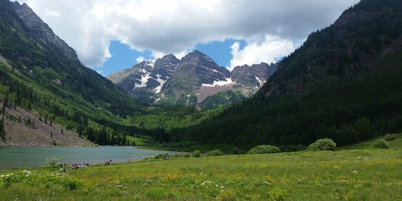 best mountains in Colorado