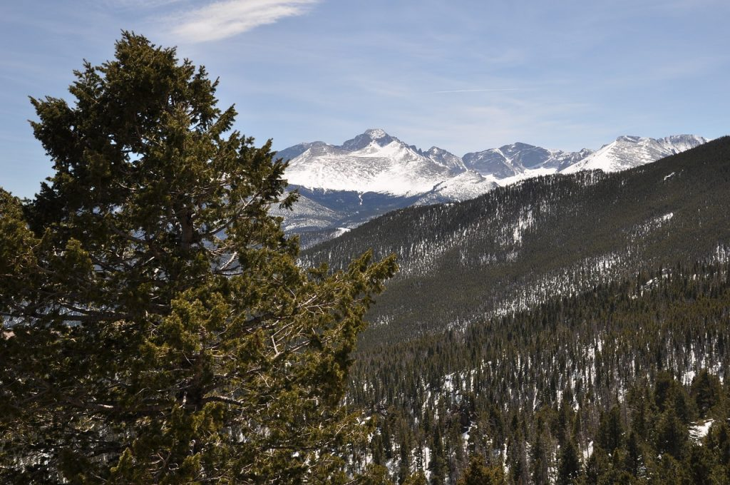 rocky mountain national park  hiking trails