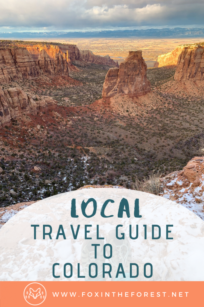 Plan the ultimate Colorado vacation with this local travel guide. This Colorado travel guide includes tips for visiting the Centennial State, things to do, places to see, amazing hiking, and more. #travel #colorado