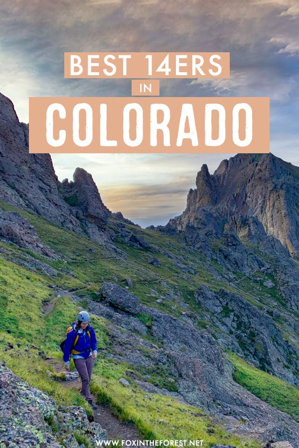Wondering what are the best 14ers in Colorado? On this guide, I share the top mountain hikes and 14ers for serious hikers traveling to Colorado or visiting Denver. From stunning mountain views to scenic hikes, these are the best mountain hikes in Colorado that you can't miss!