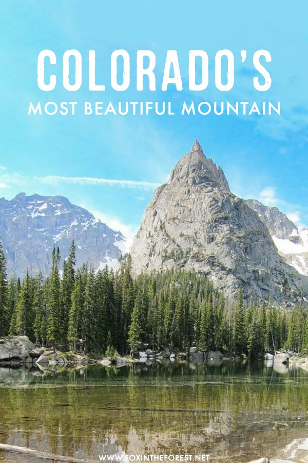 Traveling to Colorado soon and wondering where to find the best hikes? If beautiful scenery and nature is what you're after, you gotta hike Colorado's most beautiful mountain and I share all the how to's on this travel guide #Colorado