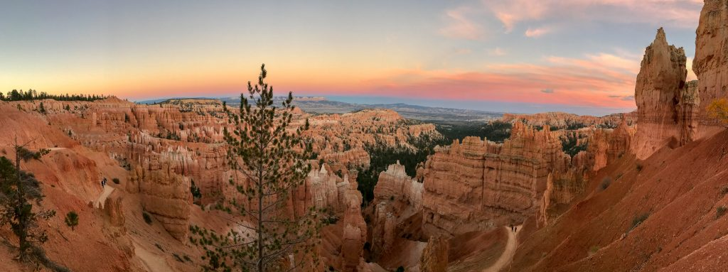 24 hours in Bryce Canyon