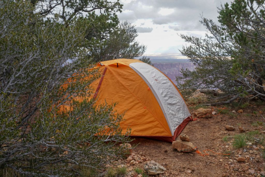 Backpacking cape final grand canyon