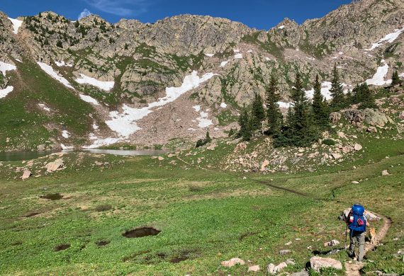 tips for backpacking in colorado