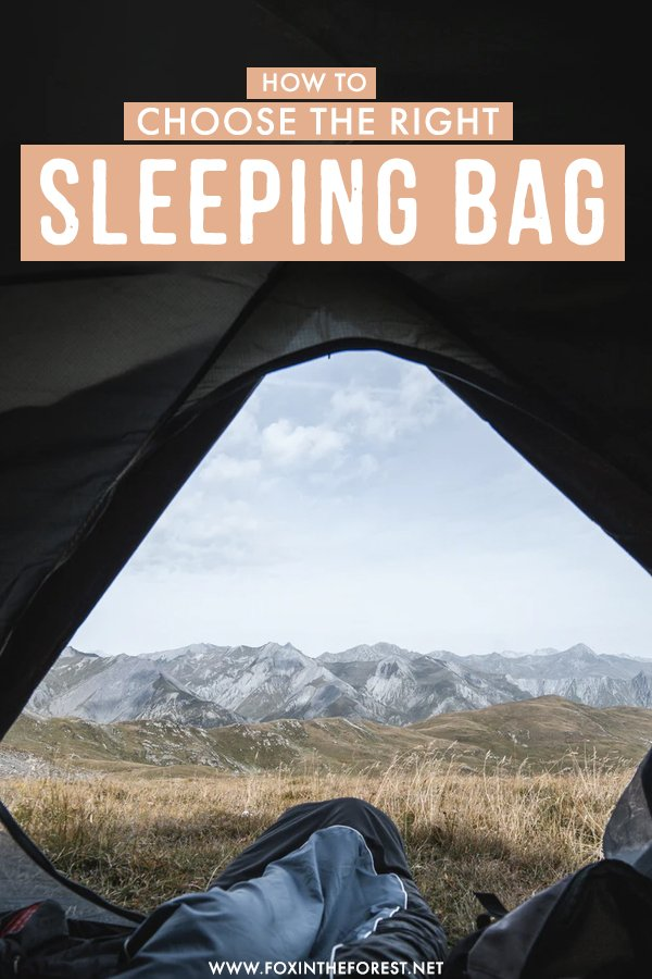 In the market for a new sleeping bag? Out of all outdoor gear, sleeping bags are incredibly complicated! If you want to make sure you purchase the right sleeping bag, here are an outdoor gear review's top tips for choosing between a down and synthetic sleeping bag, how to understand temperature ratings, and more things to know when buying a sleeping bag for your outdoor adventures!
