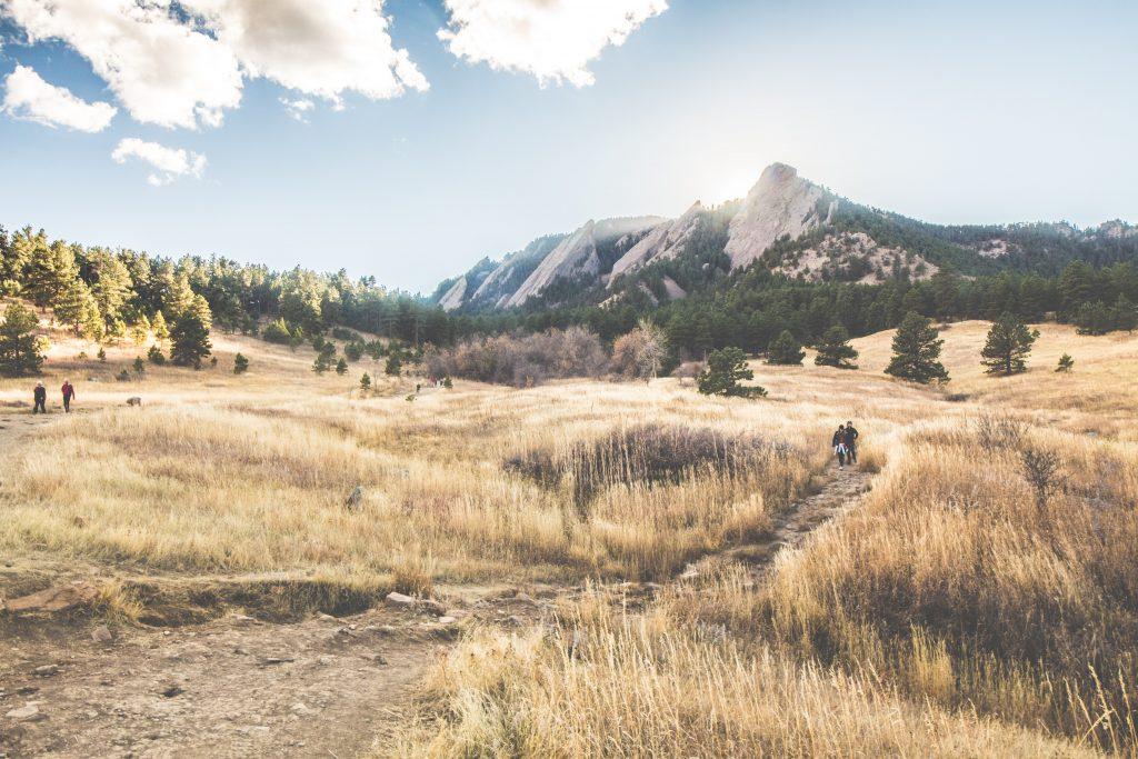 best hikes near Boulder, Colorado