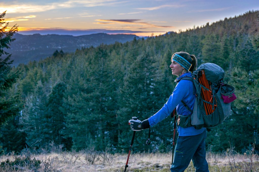 easy hikes near evergreen