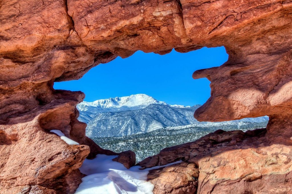 easiest hikes near Denver