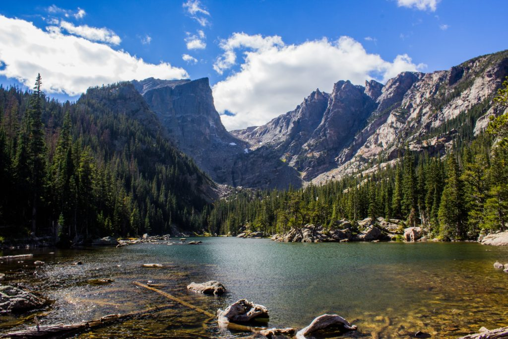 easy hikes near denver