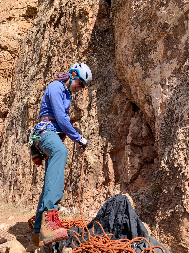 rock climbing pants for women