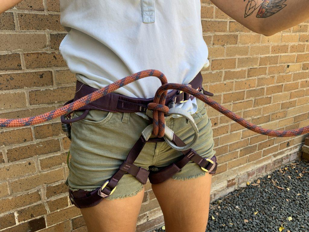 via ferrata harness