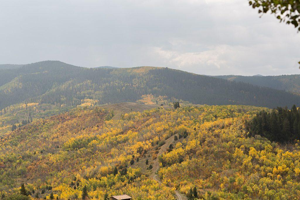 fall hikes in colrado