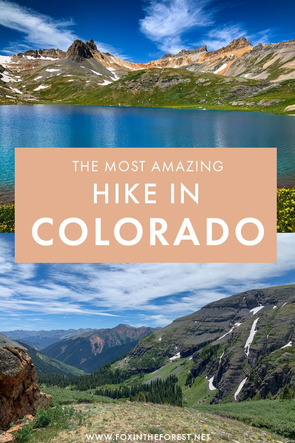 It's no secret that Colorado is one of the best hiking destinations in the USA, but if you're looking for something extra special, this hike is just what you're after! On this guide, I share everything you need to know on one of the most amazing hikes in Colorado that you can't miss! #Colorado