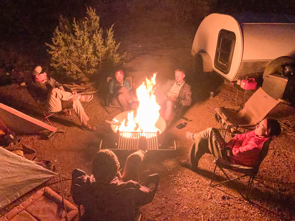 camping tips and tricks