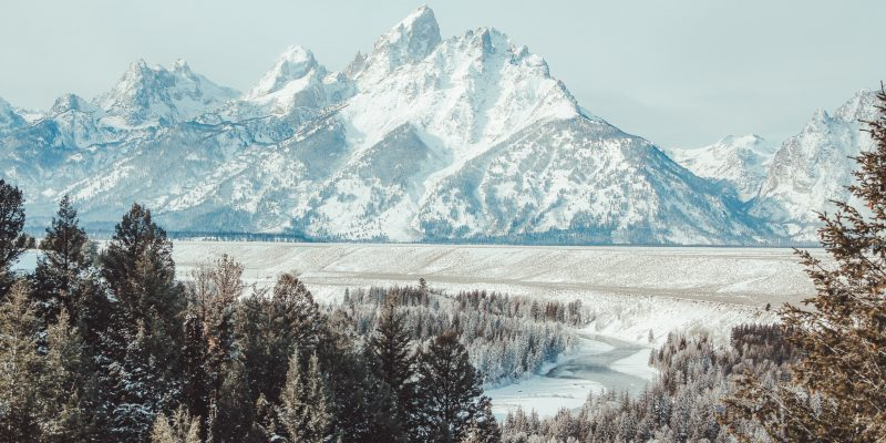 best national parks in winter