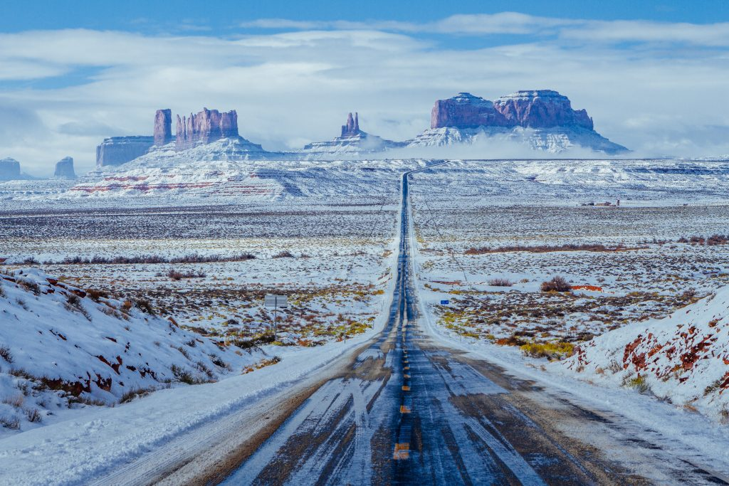 national parks to visit in december