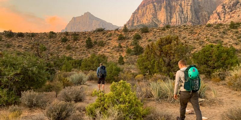 activities in red rock canyon