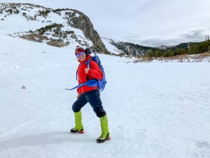 hiking clothes for winter