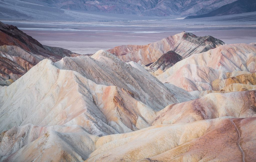 places to see in death valley