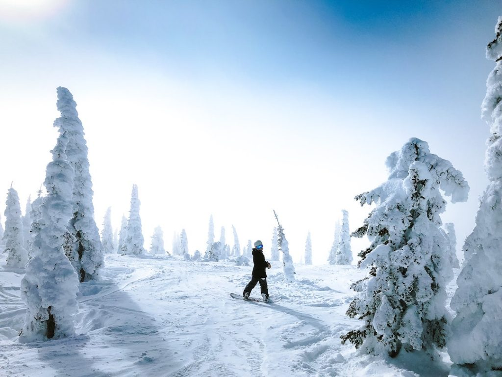 best winter getaways