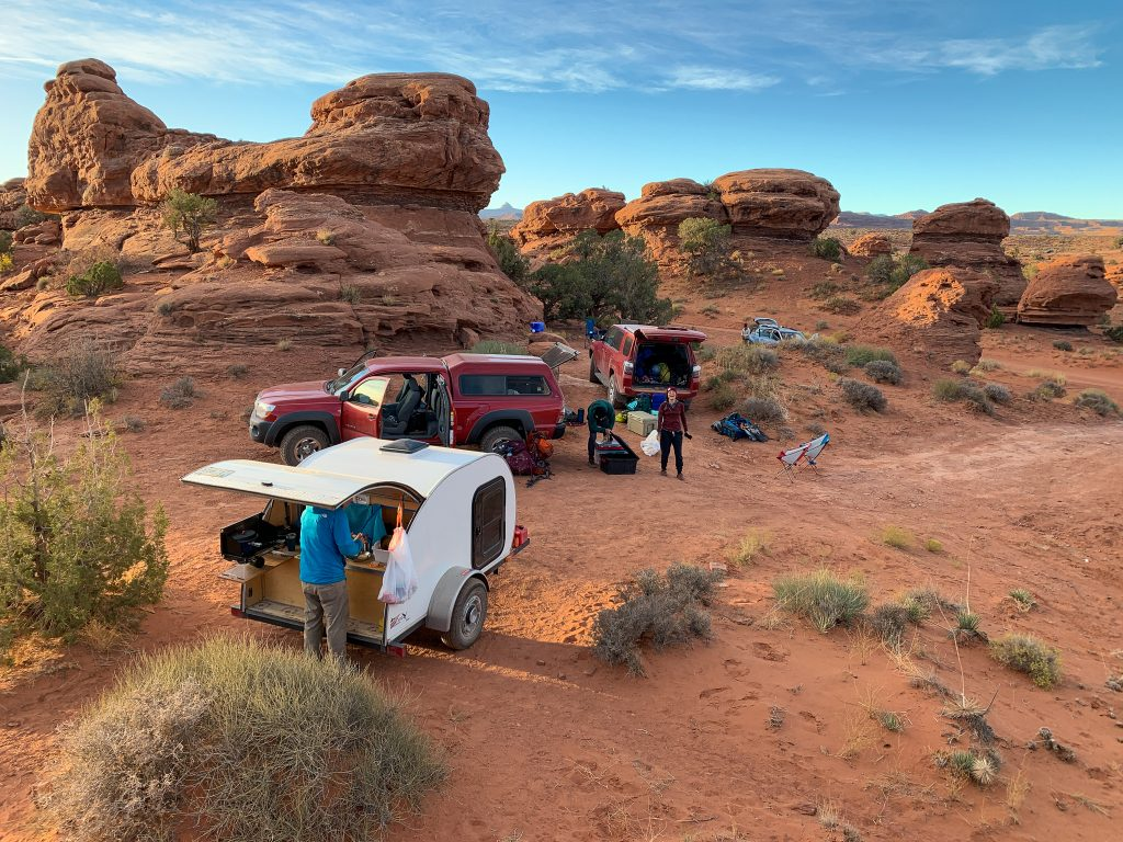 car camping packing list