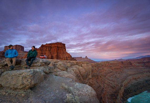 best moab drives