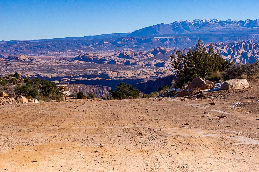 moab scenic drives