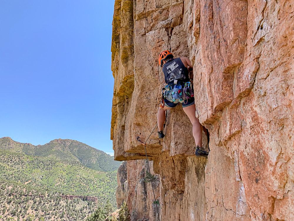 shelf road climbing