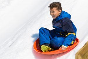 best lake tahoe sledding