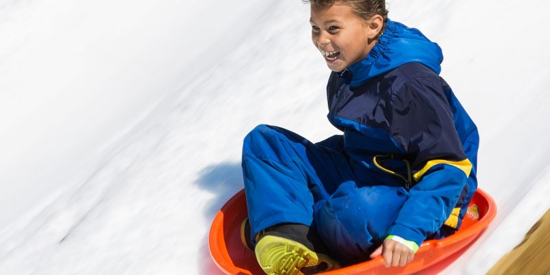 best lake tahoe sledding