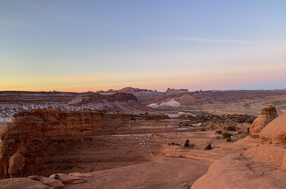 Best time to visit Moab