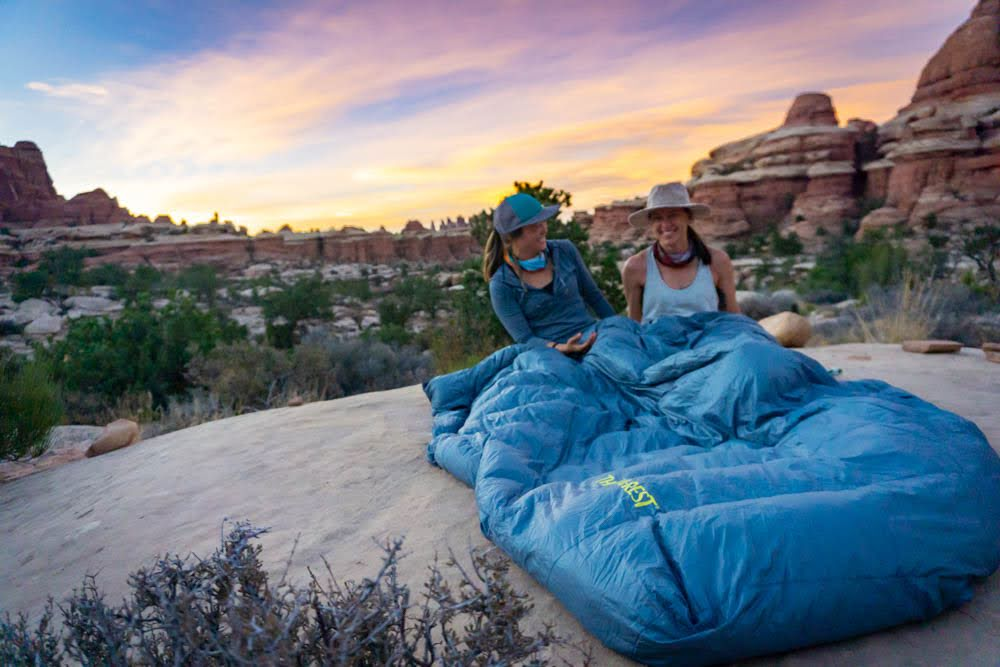 backpacking canyonlands