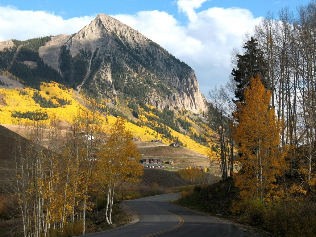 Weekend trips in Colorado