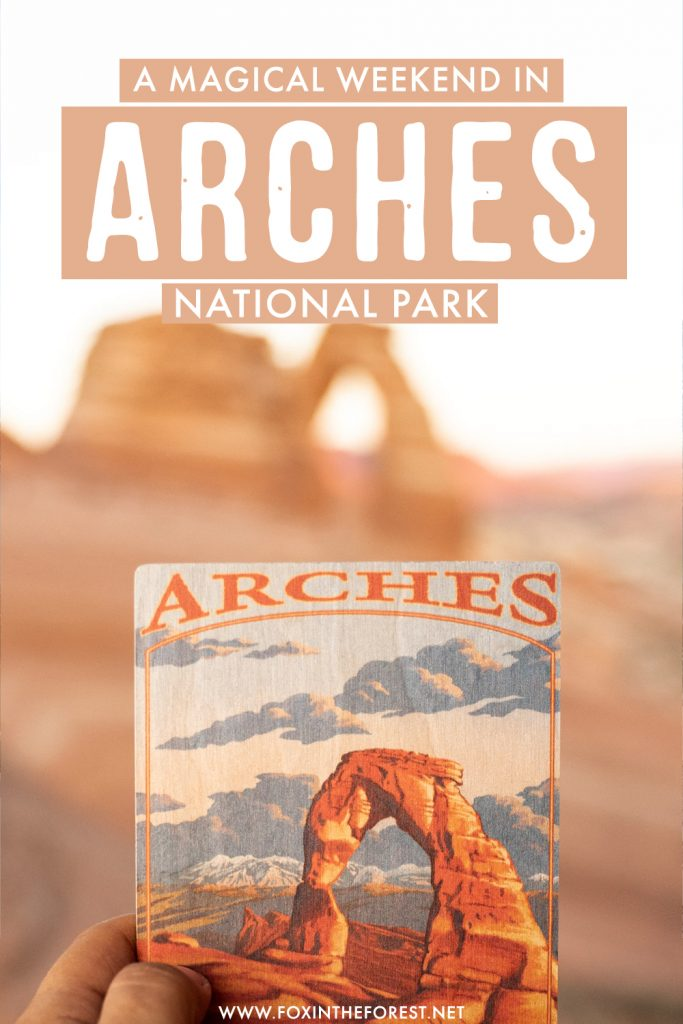 Wondering what to do in Arches National Park in a weekend? If you only have two days in Arches, here are the best things to do in Arches, including tips on where to stay in Moab, the best hikes, magical views, and more! In this weekend Arches itinerary, you'll get all my insider tips for making the most out of your two days trip to Arches National Park in Utah.