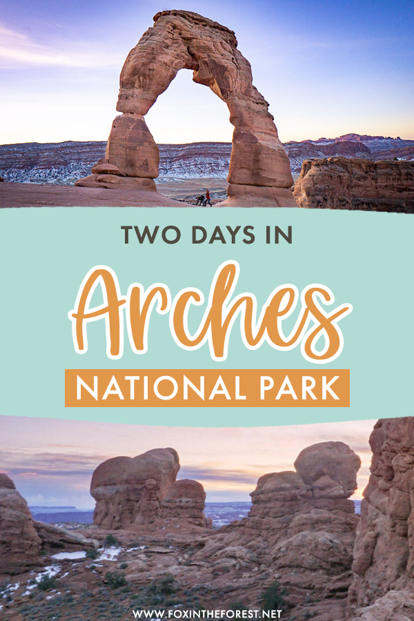 You can do so much in Arches National Park in two days. If you're headed to Arches National Park and want to fit the best things to do in Arches into two days, this Arches National Park itinerary is the only guide you need to make the most out of a weekend in the desert in Arches National Park, one of the most magical national parks in the USA.