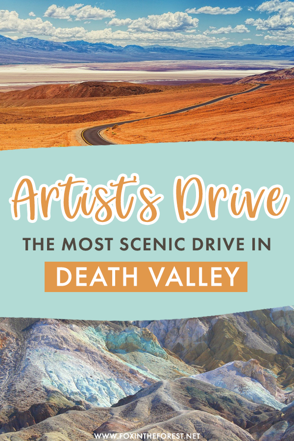 Looking for the most scenic views of Death Valley National Park? If you're looking for things to do in Death Valley, this scenic drive is the perfect place to start your Death Valley itinerary.