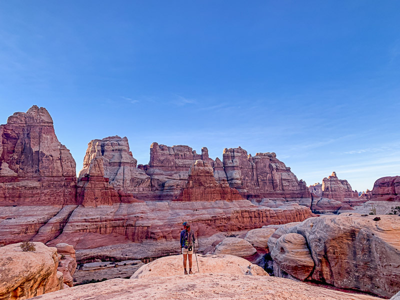 canyonlands vs arches
