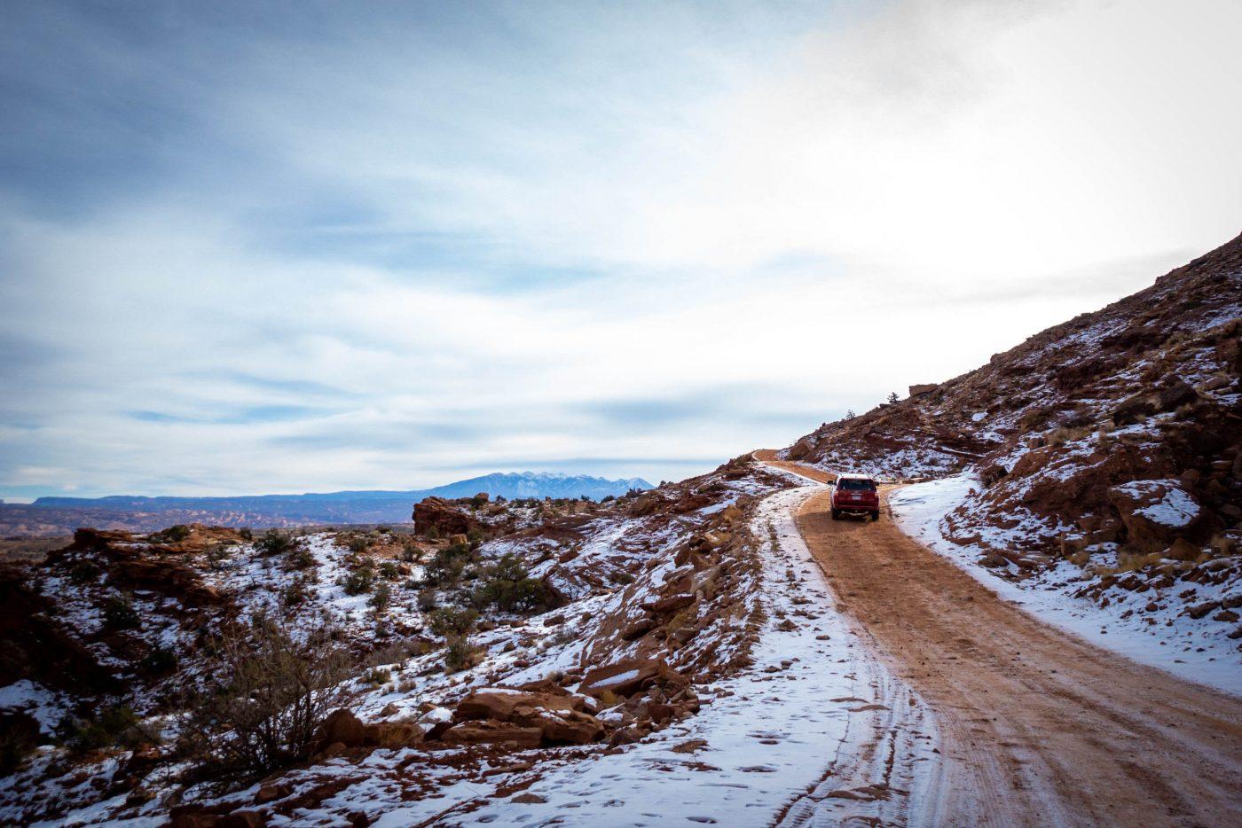 gemini bridges moab
