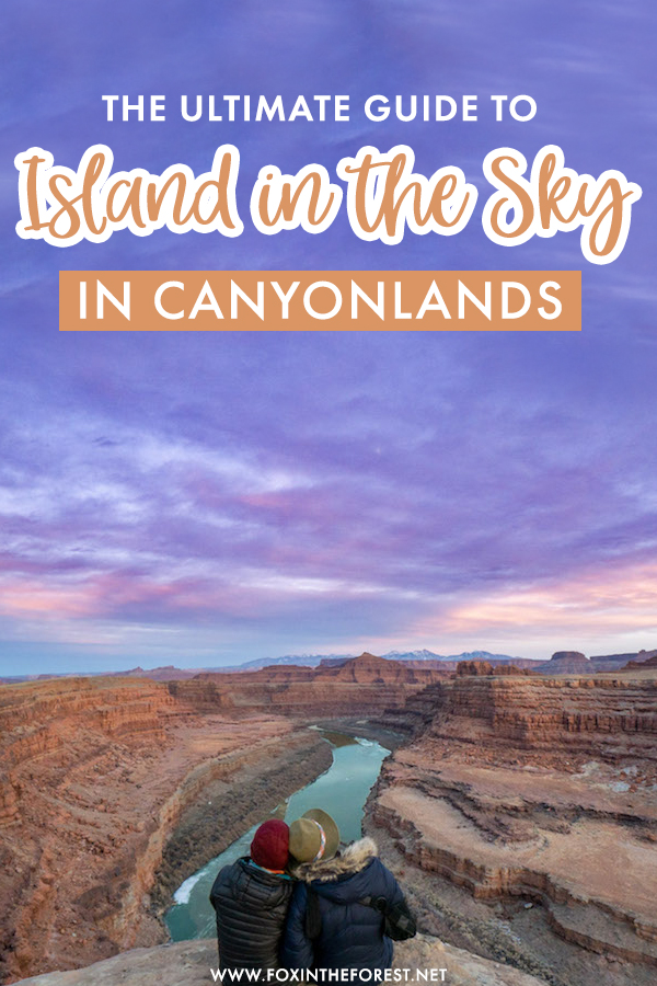 Planning a trip to Moab? If you're visiting Island in the Sky in Canyonlands National Park, here's the ultimate guide to everything you need to plan your trip to Canyonlands. From the best hikes to where to stay, things to do, and the ultimate travel tips, here's everything you need to plan your Canyonlands National Park visit!