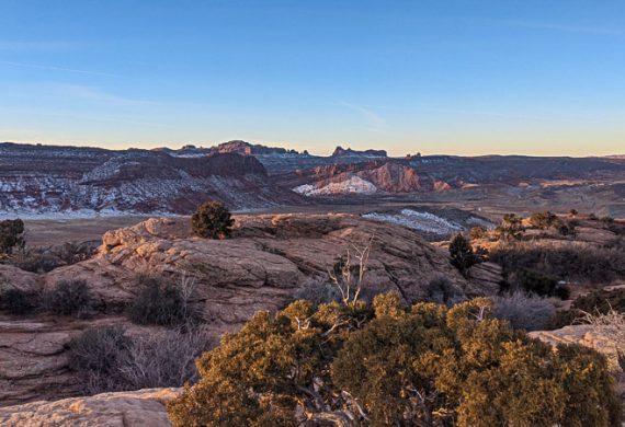 arches vs canyonlands