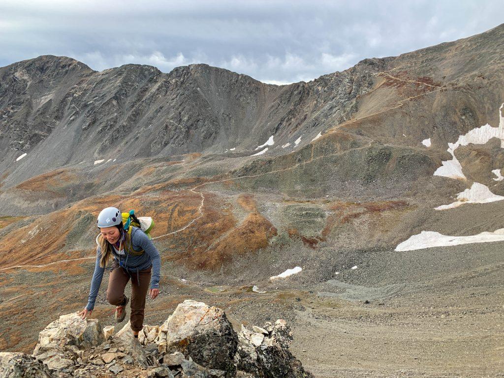 Kelso ridge colorado 14er