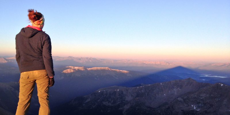 grays and torreys peak colorado