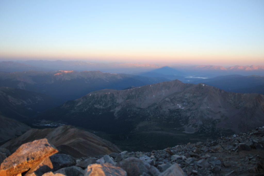 Grays peak colorado 14er