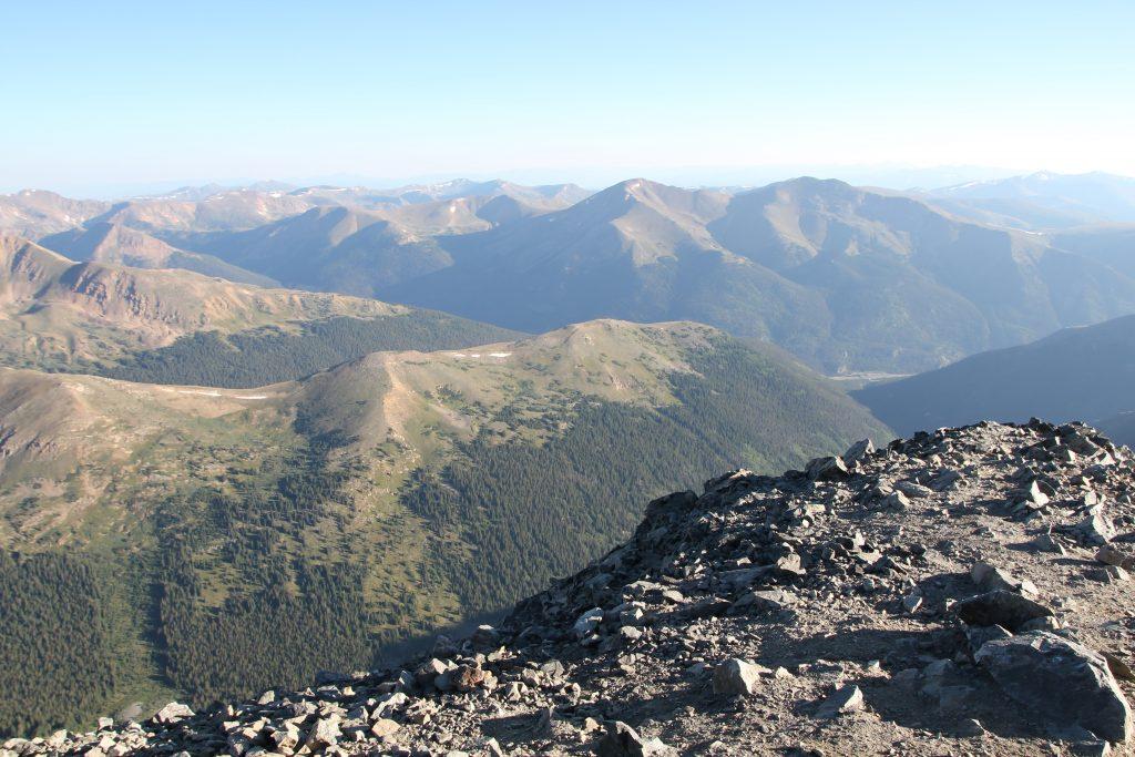 torreys peak summit