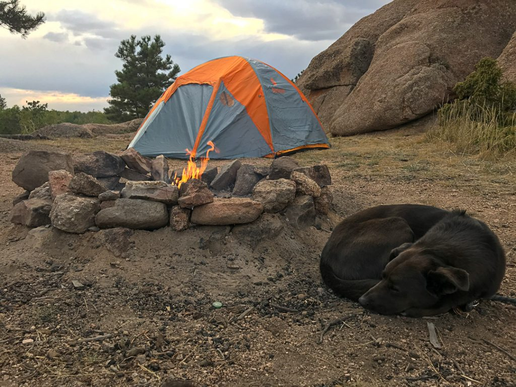 camping road trip tips