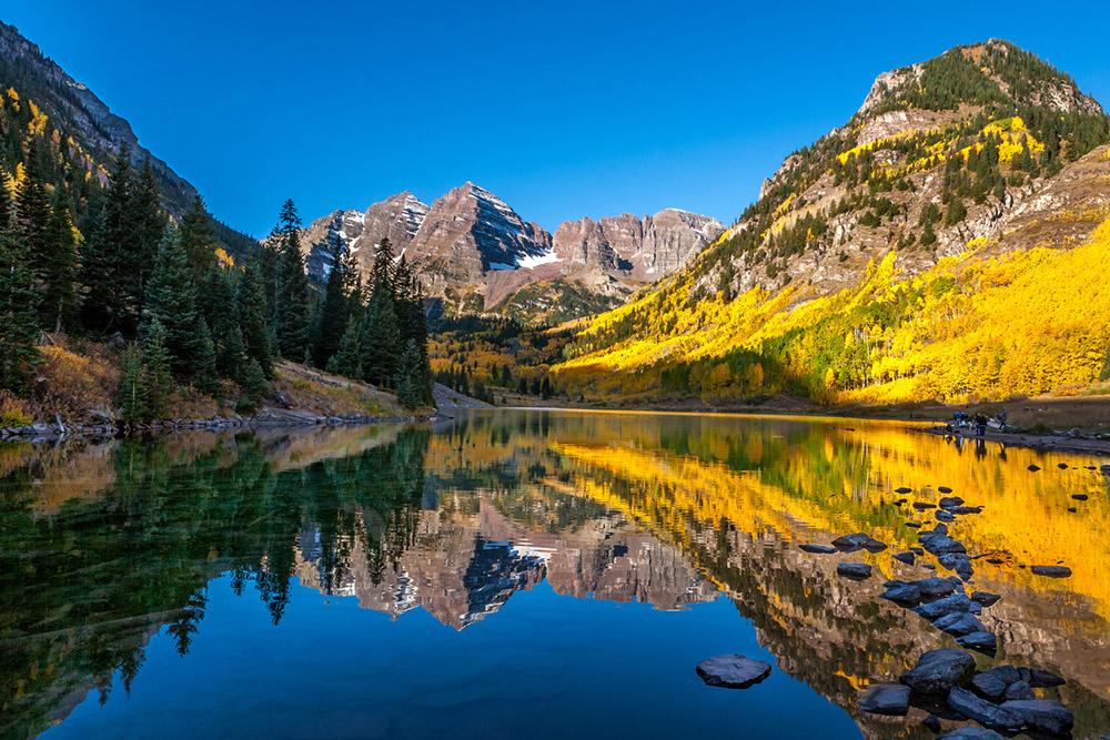 Beautiful Colorado Alpine towns